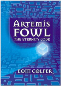 The Eternity Code cover