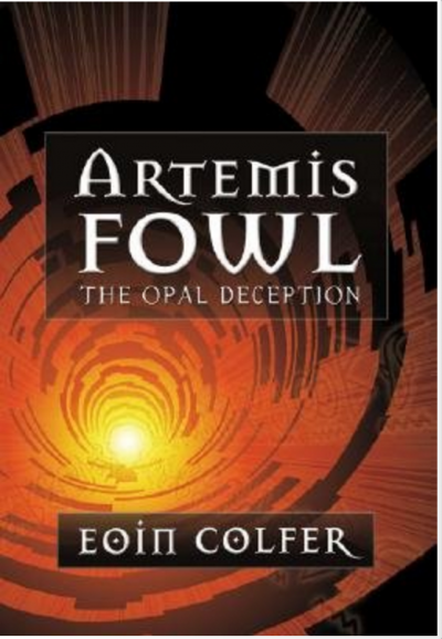 The Opal Deception cover
