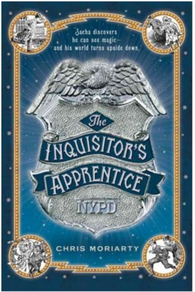 The Inquisitor's Apprentice cover