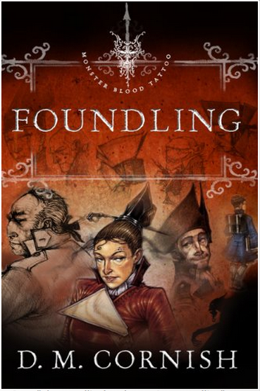 Foundling cover