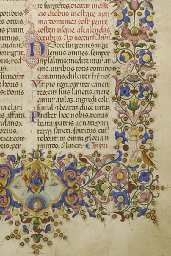 breviary illustration