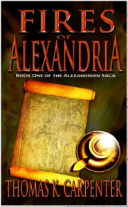 Fires of Alexandria cover
