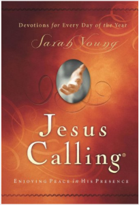 Jesus Calling cover