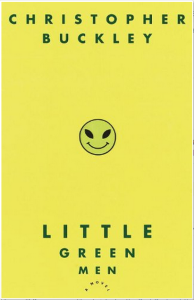 Little Green Men cover