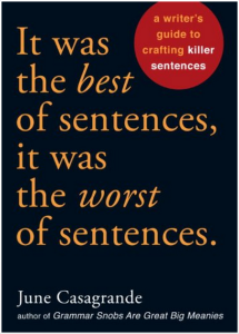 Sentences book cover