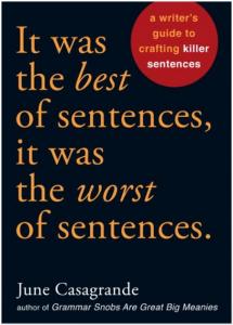 Sentences book cover