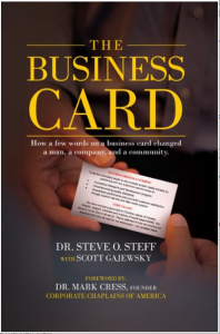 Business Card cover
