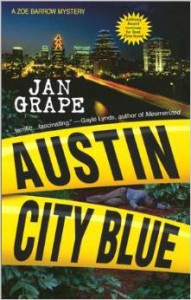 Austin City Blue cover