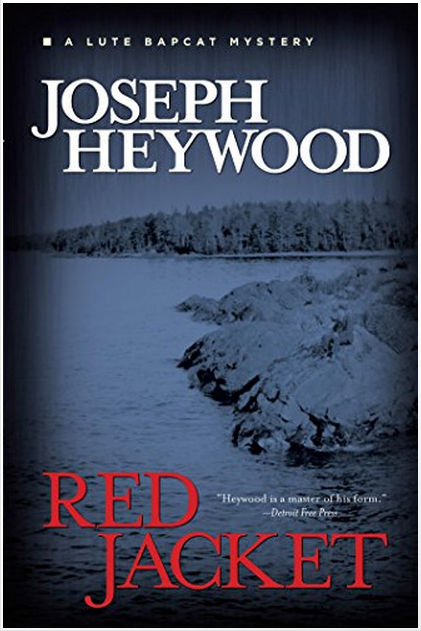Red Jacket cover