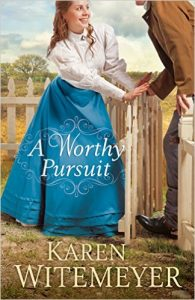 A Worthy Pursuit cover