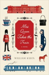 Mrs Queen Takes the Train cover