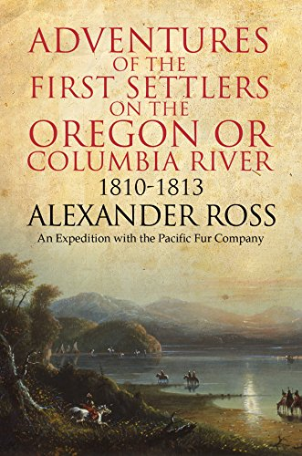 Adventures of the First Settlers cover