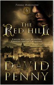 The Red Hill cover