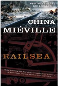 Railsea cover