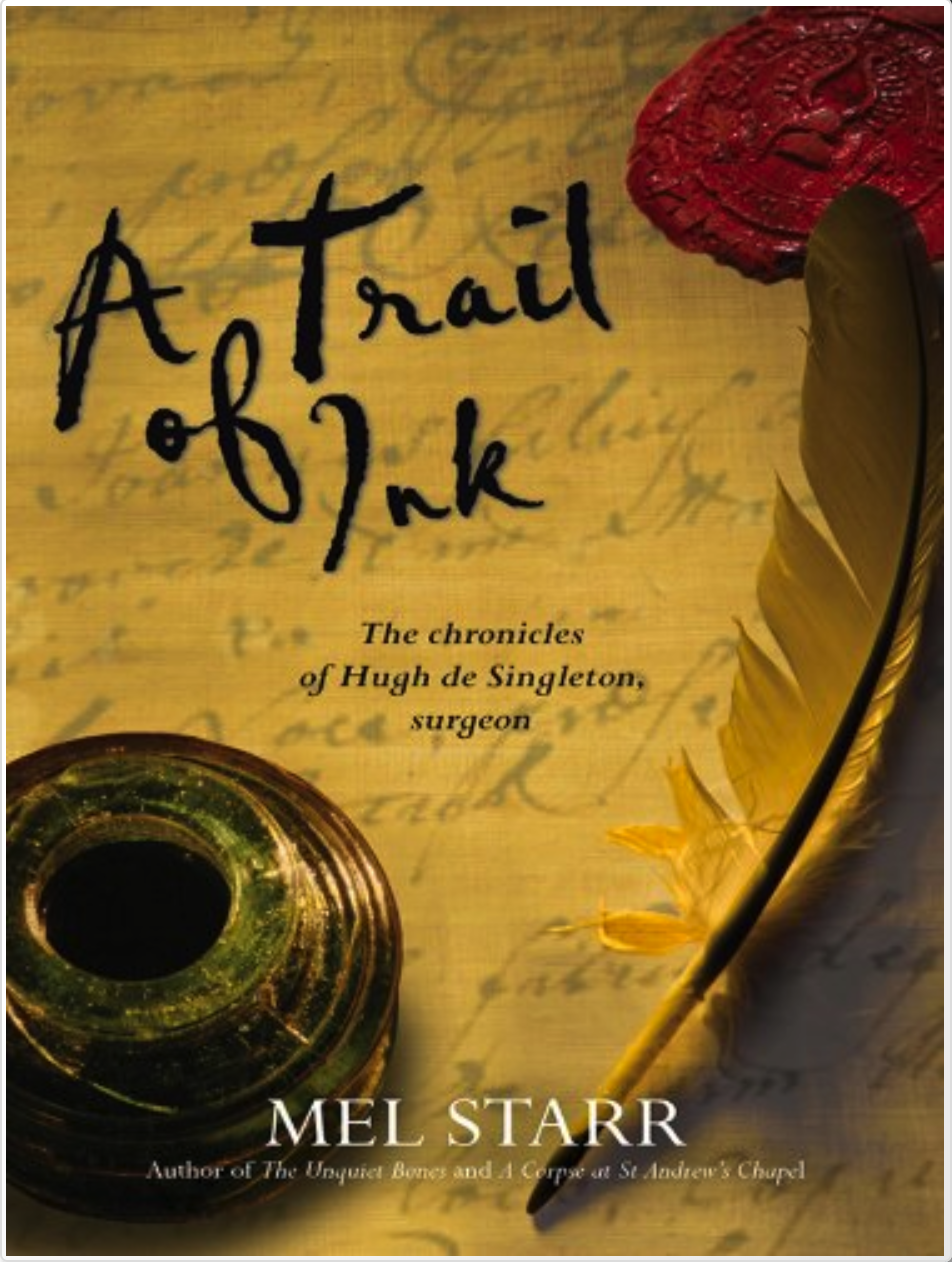 A Trail of Ink cover