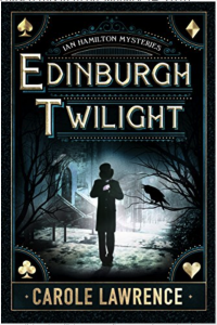 Edinburgh Twilight cover