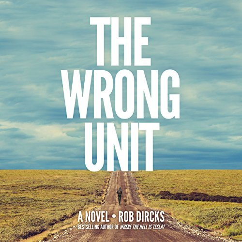 The Wrong Unit cover