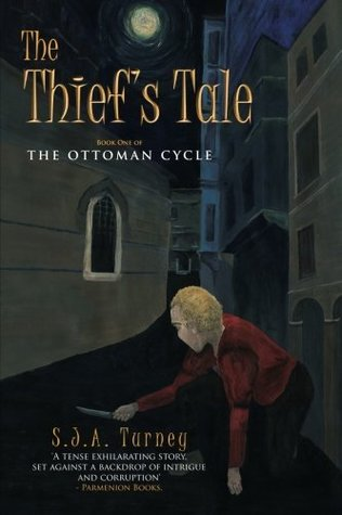 The Thief's Tale cover