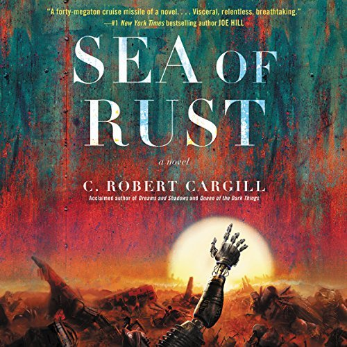 Sea of Rust cover