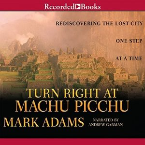 Turn Right at Machu Picchu cover
