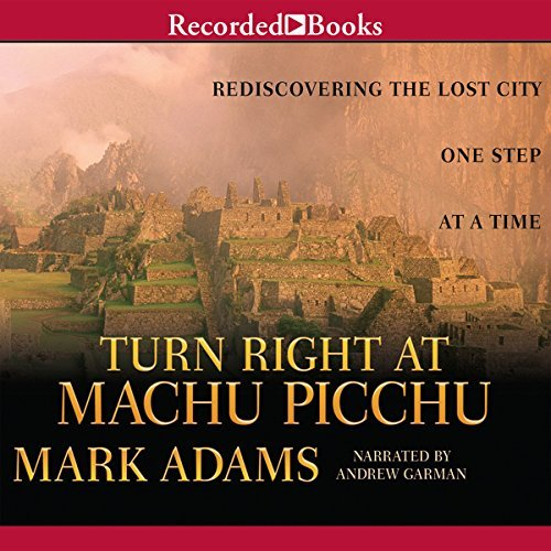 Turn Right at Machu Picchu cover
