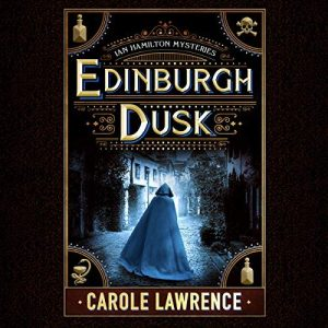 Edinburgh Dusk cover