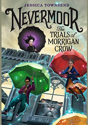 Nevermoor cover