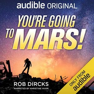 You're Going to Mars cover