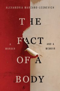 Cover-The Fact of the Body
