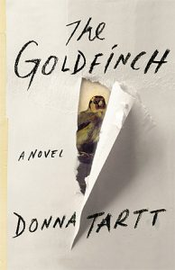Cover-The Goldfinch