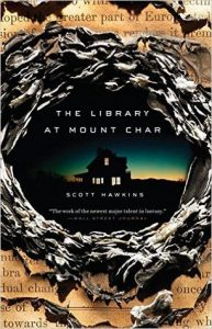 Cover-The Library at Mount Char