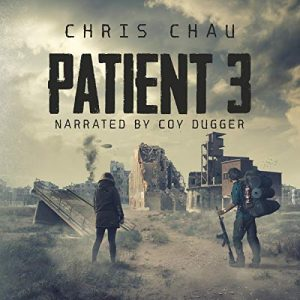 Patient 3 book cover