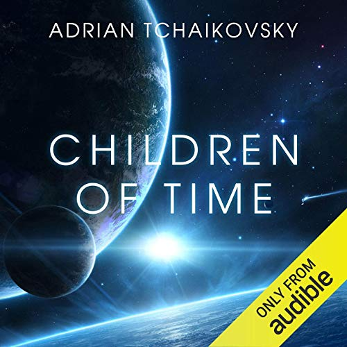 Children of Time cover