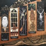 Magic School bookmarks_Etsy